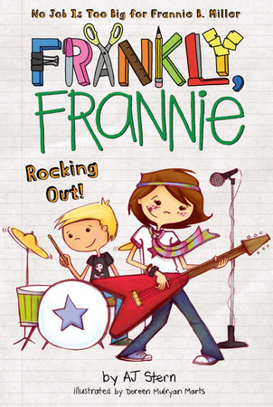 Rocking Out! by AJ Stern; Illustrated by Doreen Marts