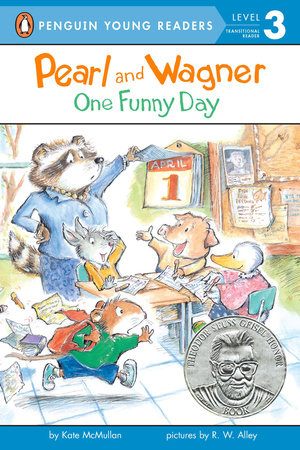 One Funny Day by Kate McMullan