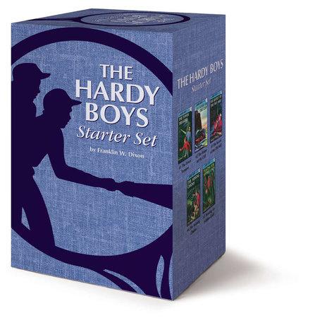HARDY BOYS STARTER SET, The Hardy Boys Starter Set by Franklin W  Dixon |  PenguinRandomHouse com: Books