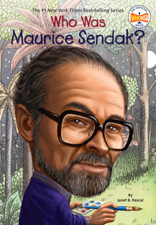 Who Was Maurice Sendak? by Janet B. Pascal and Who HQ