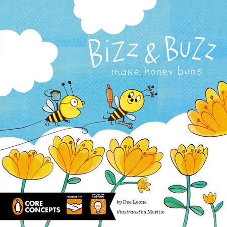 Bizz and Buzz Make Honey Buns