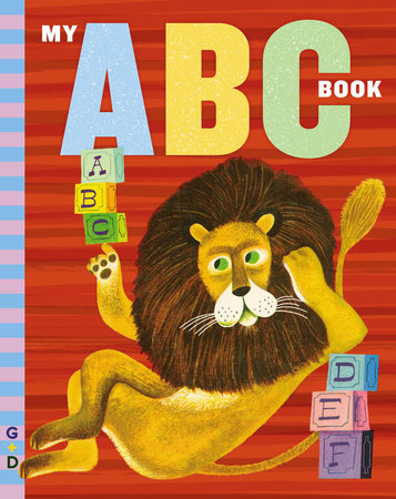 My ABC Book by Grosset & Dunlap
