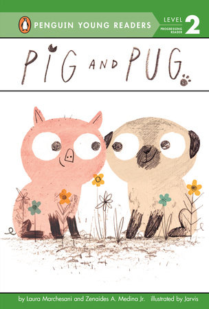 Pig and Pug by Laura Marchesani, Zenaides A. Medina Jr. and Jarvis