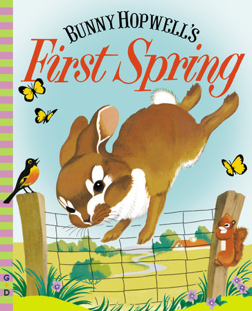 Bunny Hopwell's First Spring by Jean Fritz