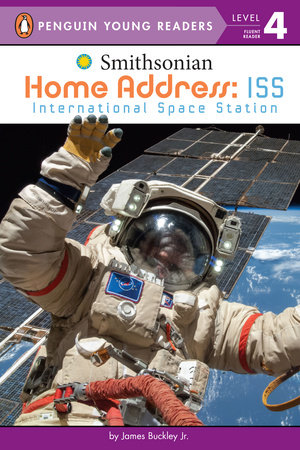 Home Address: ISS by James Buckley, Jr.