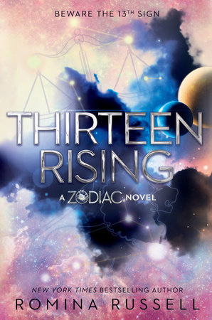 Thirteen Rising by Romina Russell