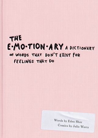 The Emotionary by Eden Sher