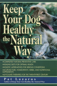 Keep Your Dog Healthy the Natural Way
