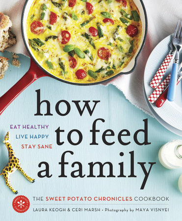 How to Feed a Family by Laura Keogh and Ceri Marsh