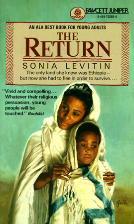 Return by Sonia Levitin