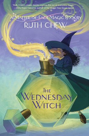 A Matter-of-Fact Magic Book: The Wednesday Witch