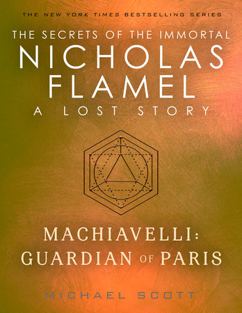 Machiavelli: Guardian of Paris by Michael Scott