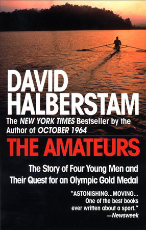 The Amateurs by David Halberstam