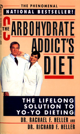 the carb addict lovers diet by drs heller