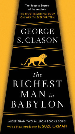 The Richest Man in Babylon Book Cover Picture