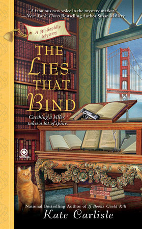 The Lies That Bind by Kate Carlisle
