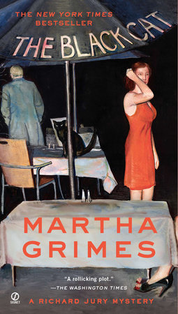 The Black Cat by Martha Grimes