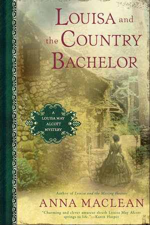 Louisa and the Country Bachelor by Anna Maclean