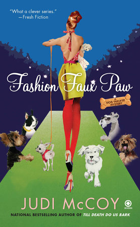 Fashion Faux Paw by Judi McCoy