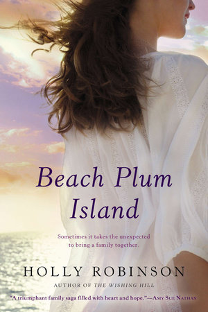 Beach Plum Island by Holly Robinson