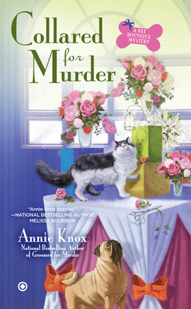Collared for Murder by Annie Knox