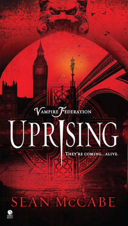 Uprising by Sean McCabe