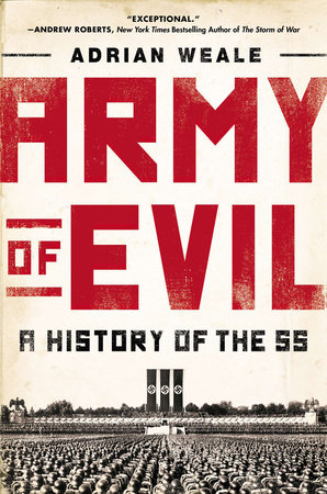 Army of Evil by Adrian Weale