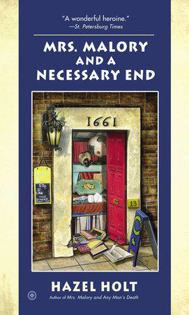 Mrs. Malory and a Necessary End by Hazel Holt