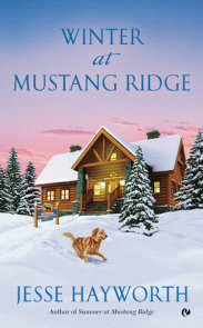 Winter at Mustang Ridge