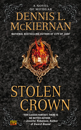 Stolen Crown by Dennis L. McKiernan