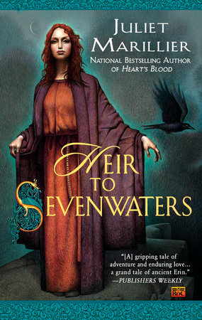 Heir to Sevenwaters by Juliet Marillier