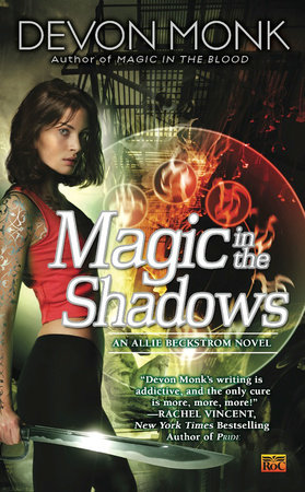 Magic in the Shadows by Devon Monk