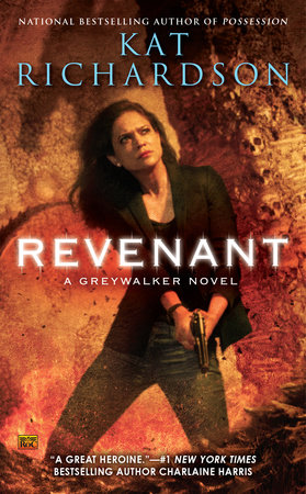 Revenant by Kat Richardson