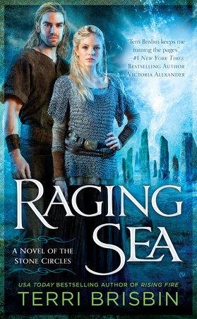 Raging Sea by Terri Brisbin