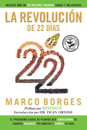 La revolución de 22 días by Marco Borges and Dean Ornish