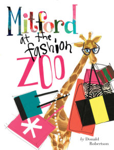 Mitford at the Fashion Zoo