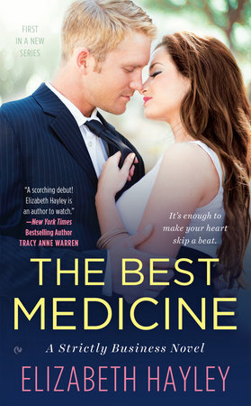 The Best Medicine by Elizabeth Hayley