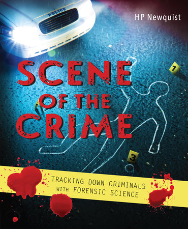 Scene of the Crime by HP Newquist