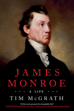 James Monroe by Tim McGrath