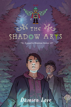 The Shadow Arts by Damien Love
