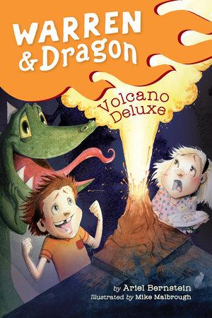 Warren & Dragon Volcano Deluxe by Ariel Bernstein