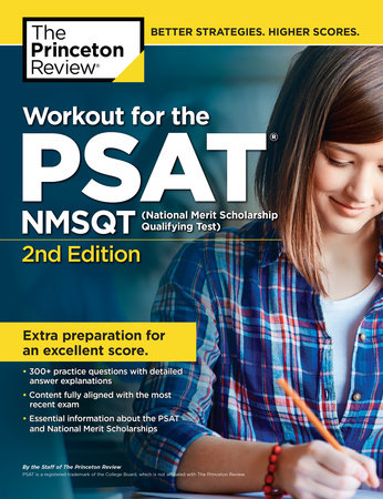 Workout for the PSAT/NMSQT, 2nd Edition by The Princeton Review