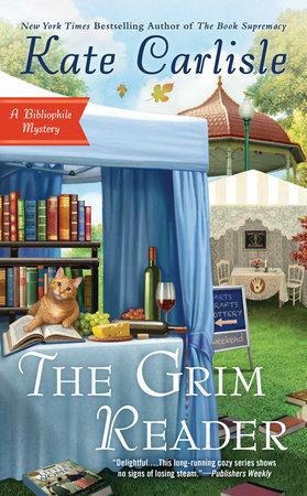 The Grim Reader by Kate Carlisle