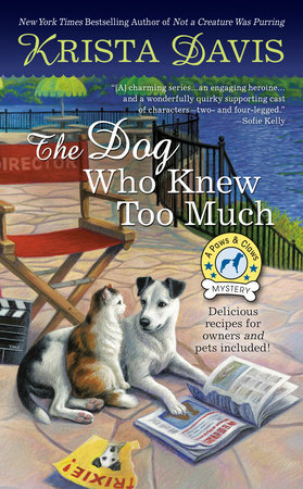 The Dog Who Knew Too Much by Krista Davis