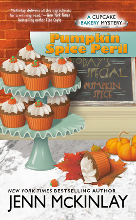 Pumpkin Spice Peril by Jenn McKinlay