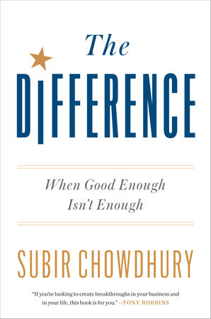 The Difference by Subir Chowdhury