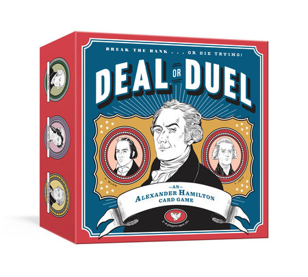Deal or Duel Hamilton Game by Potter Gift