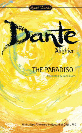 The Paradiso by Dante Alighieri