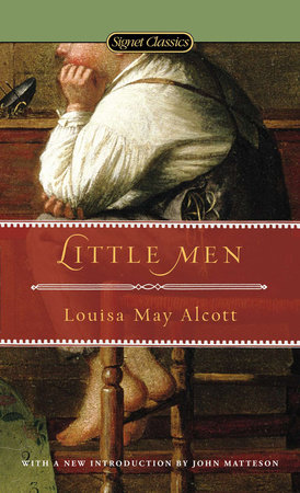 Little Men by Louisa May Alcott and J.T. Barbarese