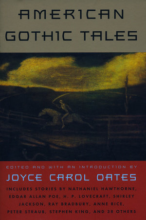American Gothic Tales Book Cover Picture